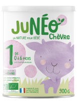 Juneo Chevre 1 0-6 Months Goat Milk Infant Formula 900G