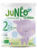 Juneo Chevre 2 6-12 Months Goat Milk Infant Formula  900G