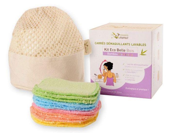 Kit Eco Belle Bamboo Color Les Tendances D\'Emma