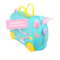 Koffertje Trunki Flossi The Pink Flamingo