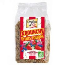 Krounchy Fruits Rouges Bio 500G