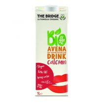 Lait avoine calcium 1L The Bridge