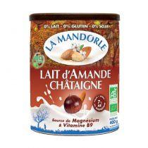 Lait d\'amande Châtaigne 400g La Mandorle