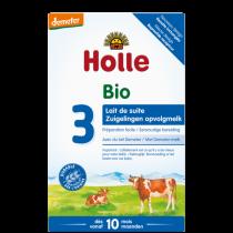 Lait de Suite 3ème âge dès 10 mois Bio 600g Holle