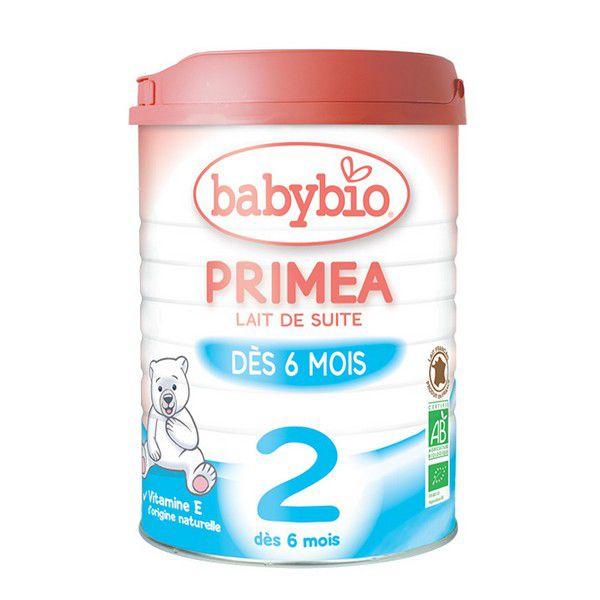 Lait De Suite Priméa 2 Bio 6-12 Mois 900G