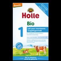 Lait pour Nourrissons 1er âge 0-6 mois Bio Holle