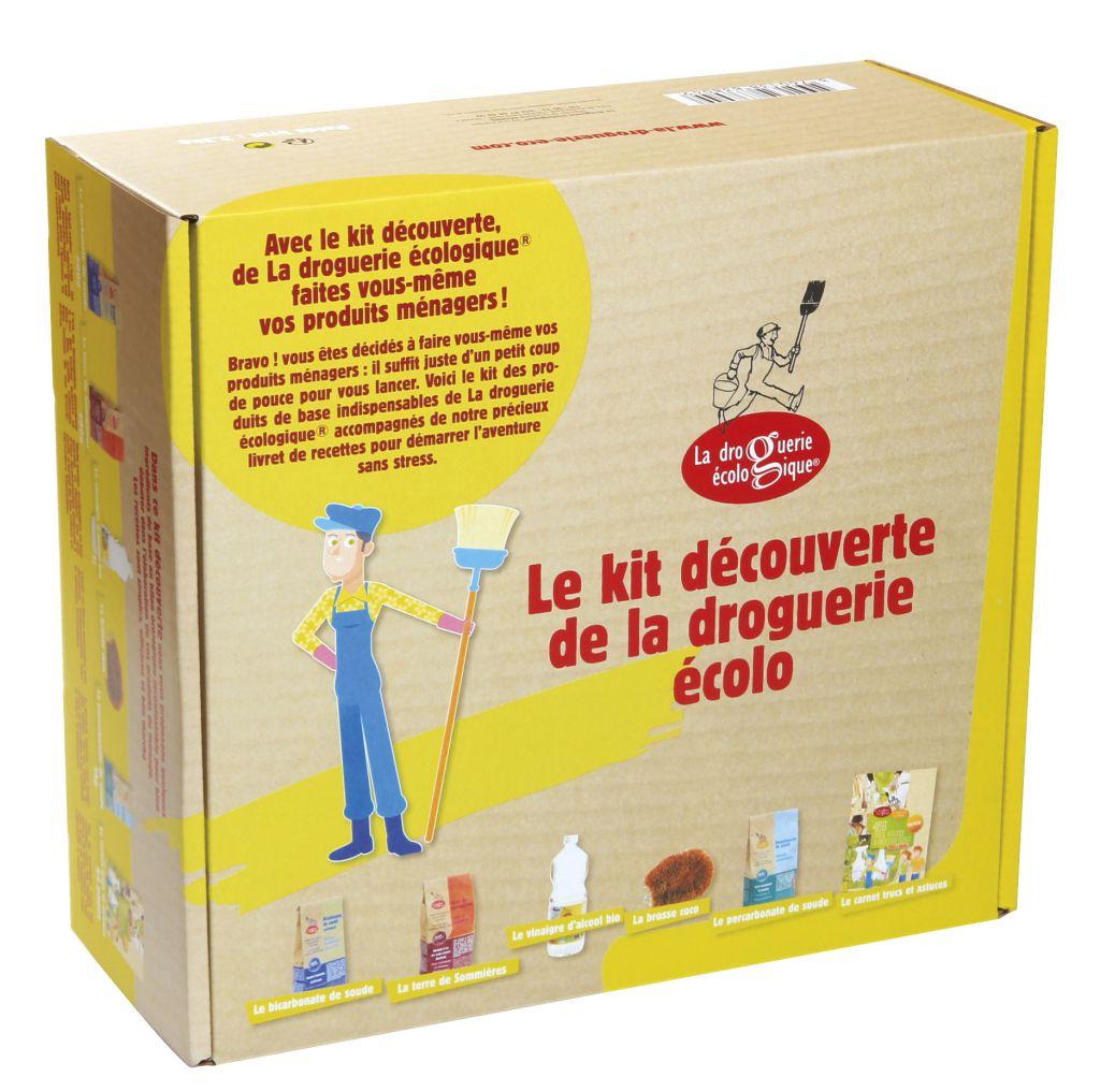 Le Kit Découverte de la Droguerie Ecologique