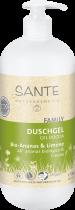 Lemon Fresh Douchegel 200ml Sante Naturkosmetik