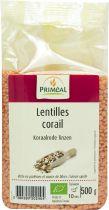 Lentilles Corail Bio 500G