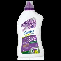 Lessive Liquide Blanc & Couleurs Lavandin Bio 1L