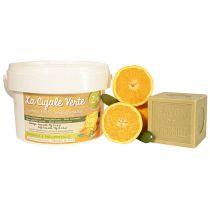 Lessive Poudre Orange Seau 2Kg
