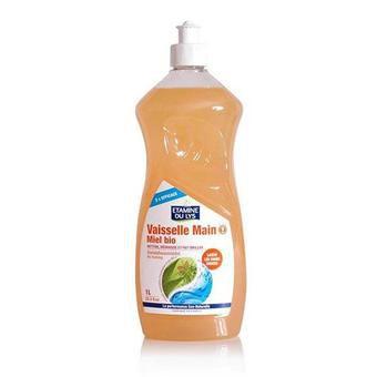 Liquide Vaisselle Concentré Miel 500Ml