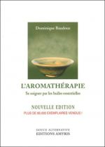 Livre L\'Aromatherapie Dominique Baudoux French
