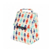 Lunch Bag Isotherme Coton Bio Keep Leaf