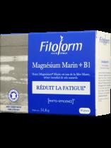 Magnésium marin + B1 60 comp Fitoform