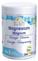 Magnesium Quatro 900 - Bio-Life 60 Caps.