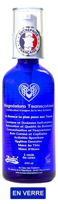 Magnésium transcutané 100ml
