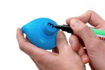 Magnetische Darts Ruimte Scratch