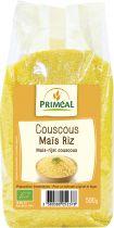 Maïs Rijst Couscous Bio 500G Primeal