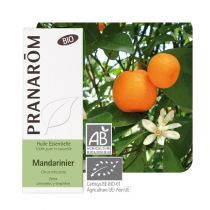 Mandarine Huile Essentielle Bio  10Ml