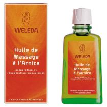 Massage Oil Arnica 100Ml Weleda EXPIRE 30/06/18