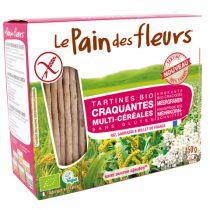 Meergranen Crackers Bio Zonder Gluten 150G Pain Des Fleurs