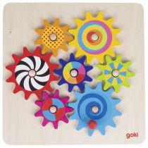 Memory - Oppervlaktestructuur Goki