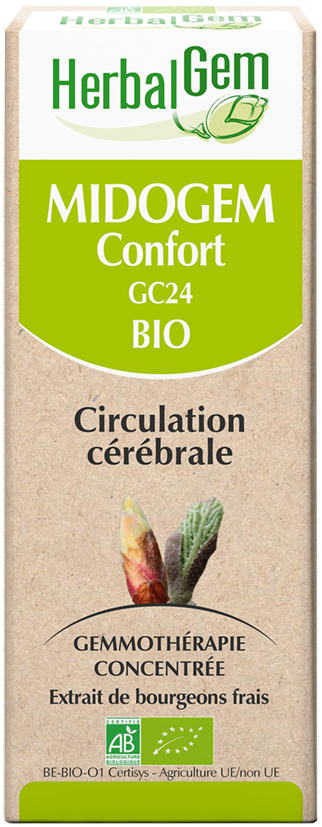 Midogem Confort Bio 50Ml Herbalgem