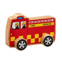 Mini Fire Engine Wood Lanka Kade