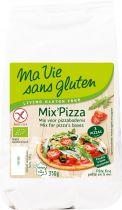 Mix Pizza 350G Zonder Gluten Ma Vie Sans Gluten