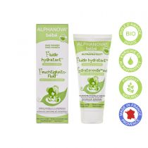 Moisturizing Fluid Face And Body Baby Organic 100Ml Alphanova