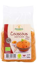 Morrocan Couscous Organic 300G Primeal