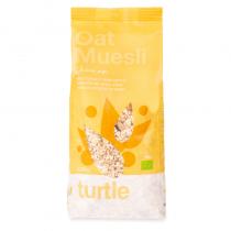 Muesli bio Avoine & Pops Quinoa Sans Gluten 425g Turtle