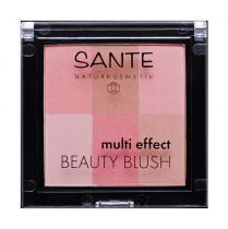 Multi Effect Blush Cranberry Sante Naturkosmetik