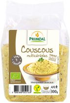 Multicereals Couscous Organic 300G Primeal