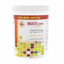 Multivitamines Family 120 Comprimés