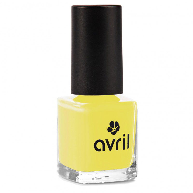 Nail Polish Jaune Jonquille N°632 Avril