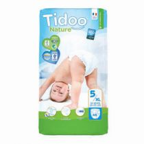 Nappies Night & Day 12-25 Kg Junior 5 46 Pieces Tidoo