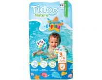 Nappies Night & Day 4-9Kg T3 27 Pieces Tidoo