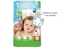 Nappies Night & Day 7-18 Kg Maxi 4 50 Pieces Tidoo