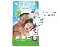 Nappies Night & Day 9-20 Kg Maxiplus 48 Pieces Tidoo