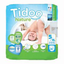 Nappies Night & Day 9-20Kg T4+ 23 Pieces Tidoo