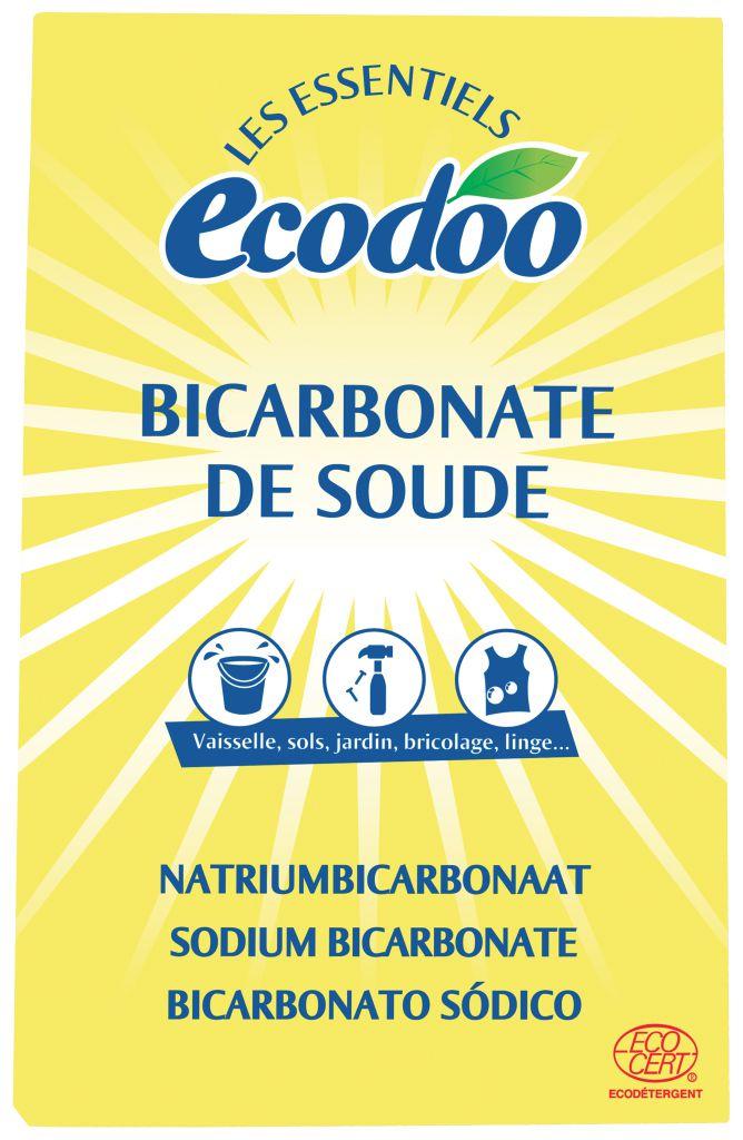 Natriumbicarbonaat 500G Ecodoo