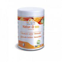 Natur-D 800 Bio-Life 100 Caps.
