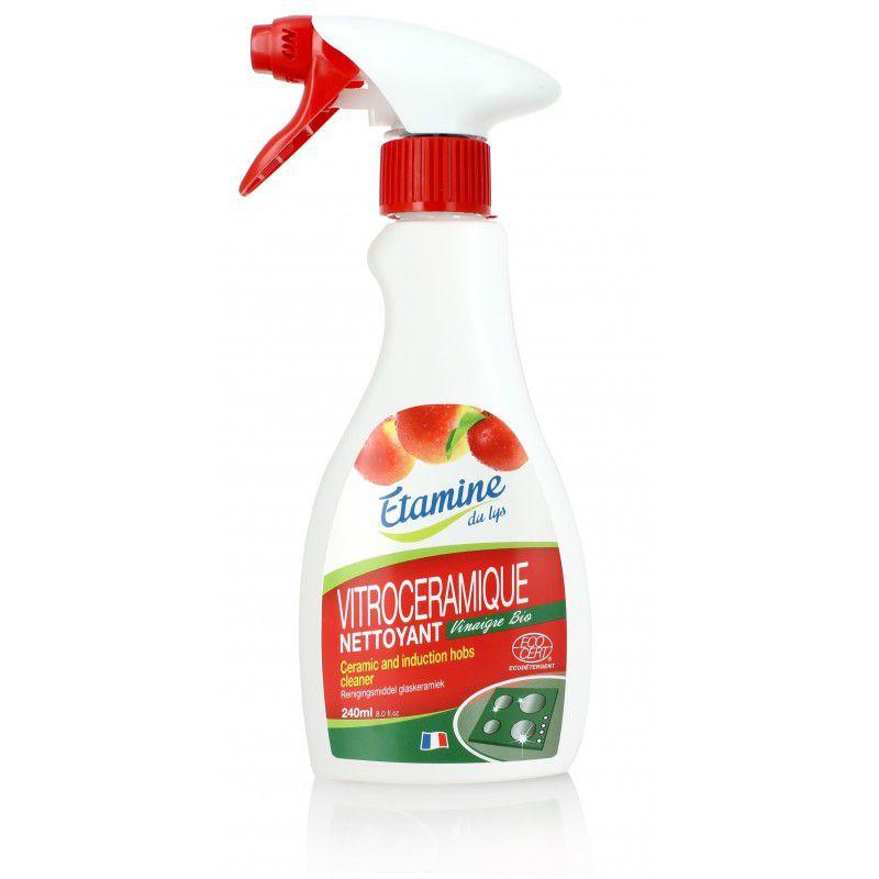 Nettoyant Vitrocéramique Bio 240Ml