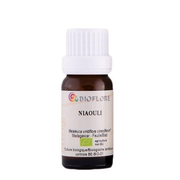 Niaouli Essential Oil Organic Pranarom 10Ml EXPIRE 31/03/19