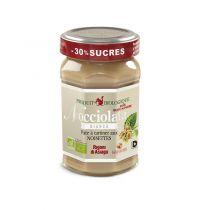 Nocciolata Organic Hazelnut Spread With Cocoa Gluten Free 270G Fiordifrutta