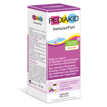 Nose Throat Syrup 125ml Pediakid
