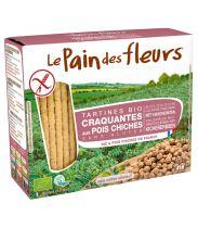 Oat Organic Crackers Gluten Free 150G Pain Des Fleurs