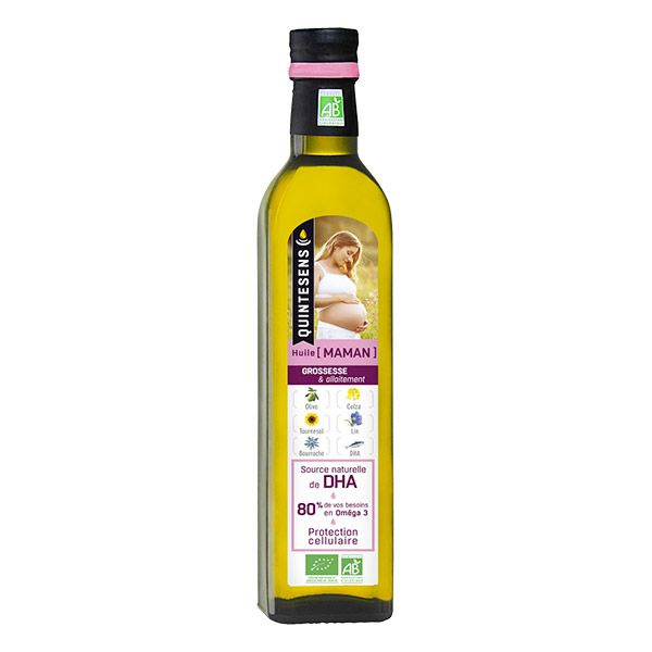 Oil Futures And Young Mothers Organic 50Cl Quintesens